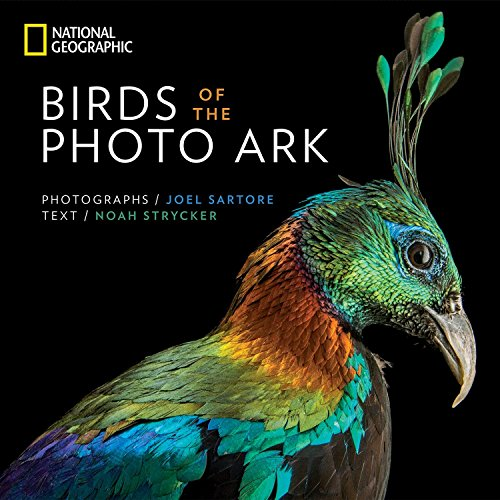 Birds of the Photo Ark cover