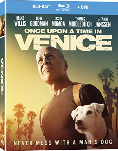 Once Upon a Time in Venice [Blu-ray] (Once Upon A Time In Venice Cast)