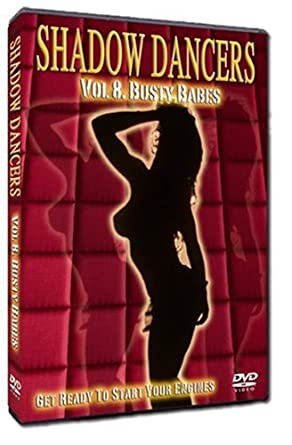 Dvd silhouette of naked women dancing