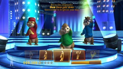 Alvin and the Chipmunks: Chipwrecked - Xbox 360