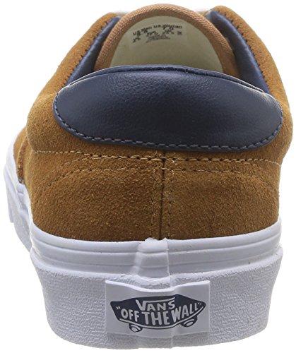 Vans U Era, Unisex Adults' Hi-Top Sneakers Brown (Brown Sugar)