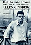 capa de Deliberate Prose: Selected Essays 1952-1995
