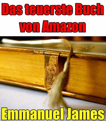 Das teuerste Buch von Amazon (German Edition) Pdf