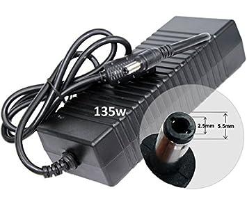 CARGADOR PORTATIL ACER 19V 7.1A 5.5X2.5MM: Amazon.es: Electrónica