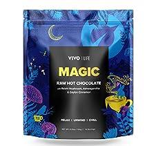 Vivo Life Magic - Chocolate Caliente Vegano, 120g
