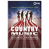 DVD : Ken Burns: Country Music DVD