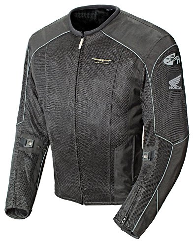 Joe Rocket Honda Goldwing Skyline 2.0 Jacket Black/Black Mens XL-Tall Goldwing Skyline Mesh Jacket