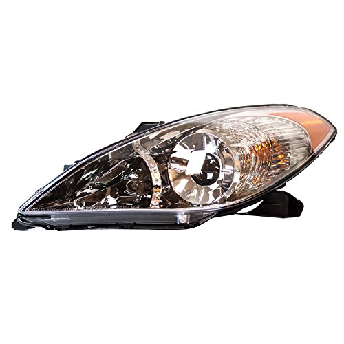 (HEADLIGHTSDEPOT Compatible with DRIVER SIDE FRONT HEADLIGHT Toyota Solara HL ASY SIDE)