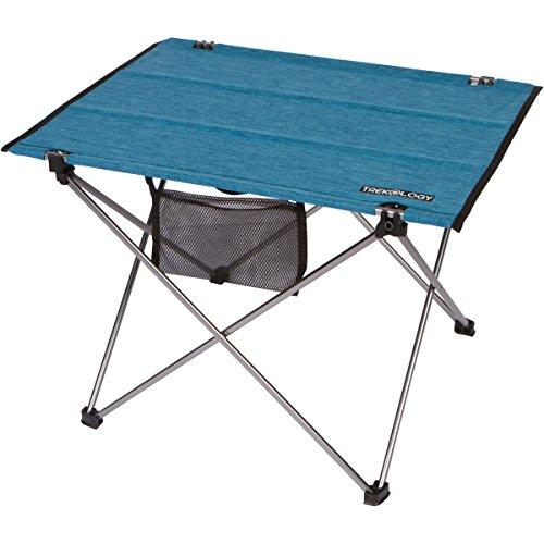 Trekology ultralight camping beach table portable compact lightweight foldi ebay - Lightweight camping tables ...