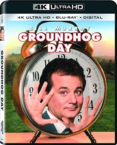 Groundhog Day  Blu Ray