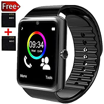 Amazon.com: Indigi SW-SWAP-09 2-in-1 Gear Smartwatch & Phone ...