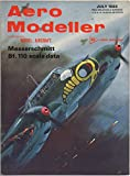img - for Aero Modeller (formerly Aeromodeller) (incorporating Model Aeroplane Constructor and Model Aircraft), vol. 33, no. 390 (July 1968): Messerschmitt Bf. 110 Scale Data book / textbook / text book
