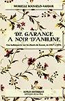 De Garance a Noir d'Aniline par Rousselin Vaudor