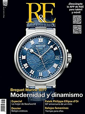 R&E-Relojes&Estilográficas May 1, 2018 issue