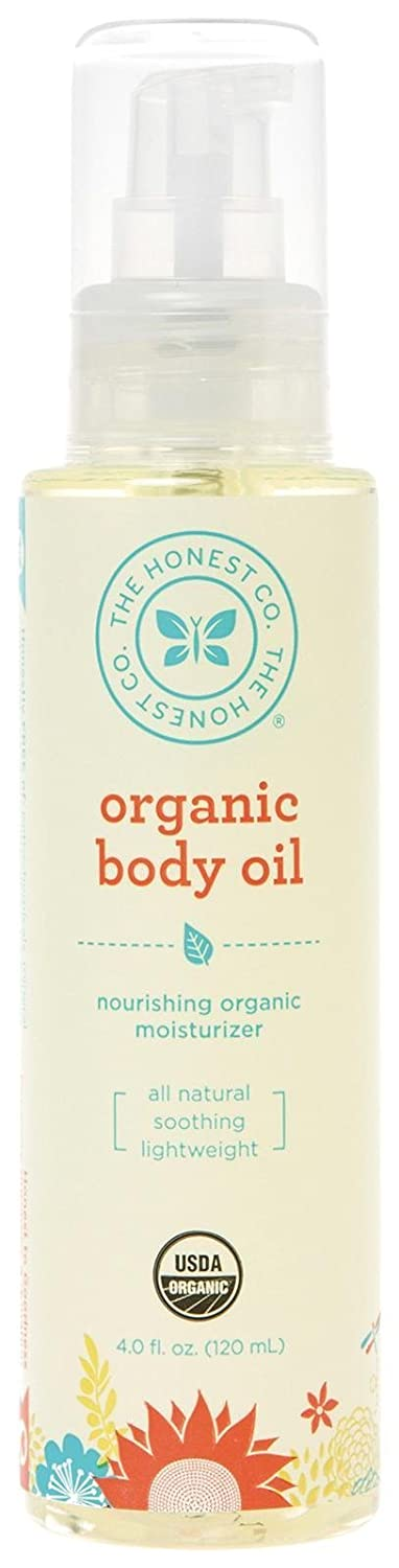 Honest Organic Body Oil