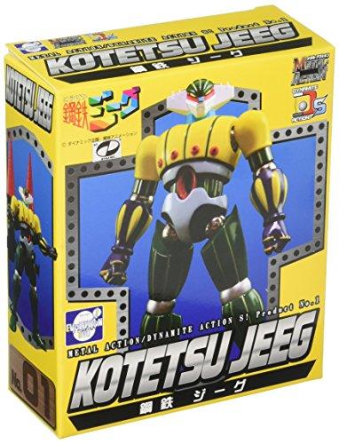 Evolution Toy Dynamite Action Metal Action Koutetsu Jeeg Action (Grendizer Metal)