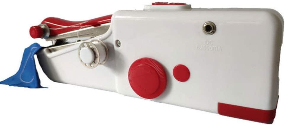 SUPVOX máquina de coser de mano máquina de coser eléctrica de mano ...