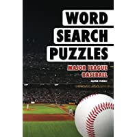 Word Search Puzzles: Major League Baseball