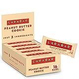 LÄRABAR Snack Bar, Peanut Butter Cookie, 16 ct