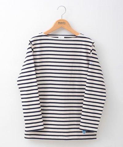 ORCIVAL(オーシバル) バスクシャツ コットンロード 画像1