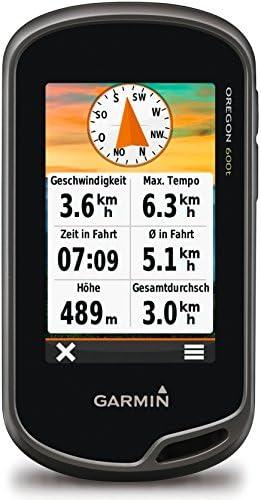 Garmin Oregon 600t - Navegador GPS (NMEA 0183, All Europe, 76.2 mm ...