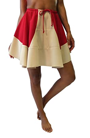 Bruno IERULLO Designer Womens Skirt Unique Cut (Made In Toronto, Canada) at Amazon Womens Clothing store: