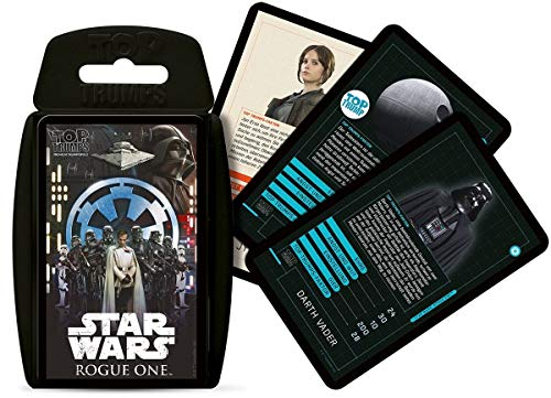 92 - Top Trumps:Star Wars - Rogue One, Card Game ()