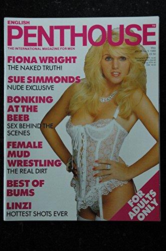 PENTHOUSE UK Vol 23 N° 05 Lisa Gordon