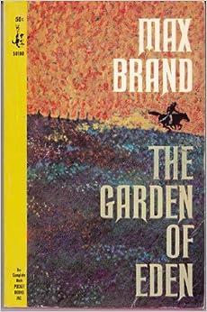 Book The Garden Of Eden