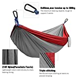 Kootek Camping Hammock Double & Single Portable