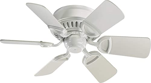 Quorum 51306-8 Traditional 30 Ceiling Fan from Medallion Collection Finish