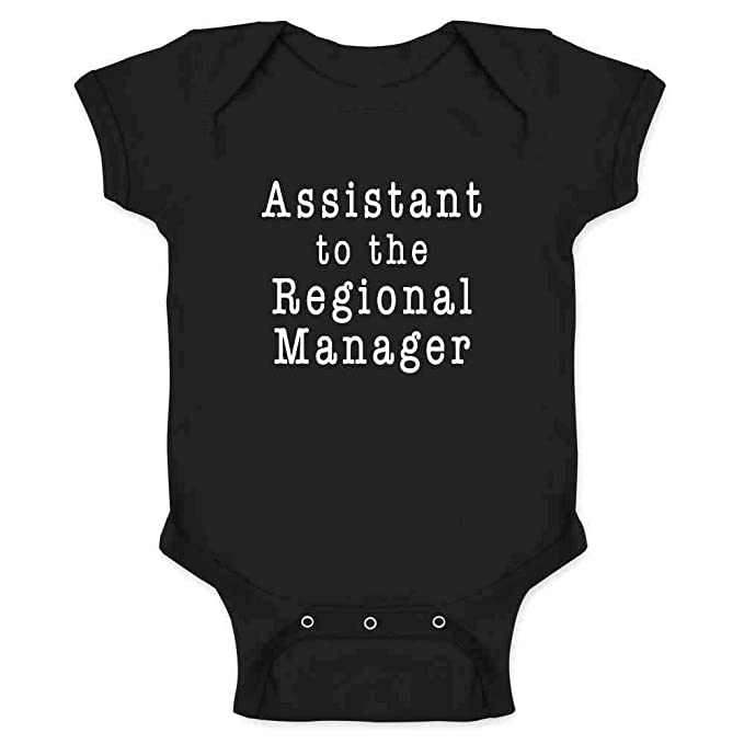 Amazon.com: Pop Threads Assistant to The Regional Manager ...