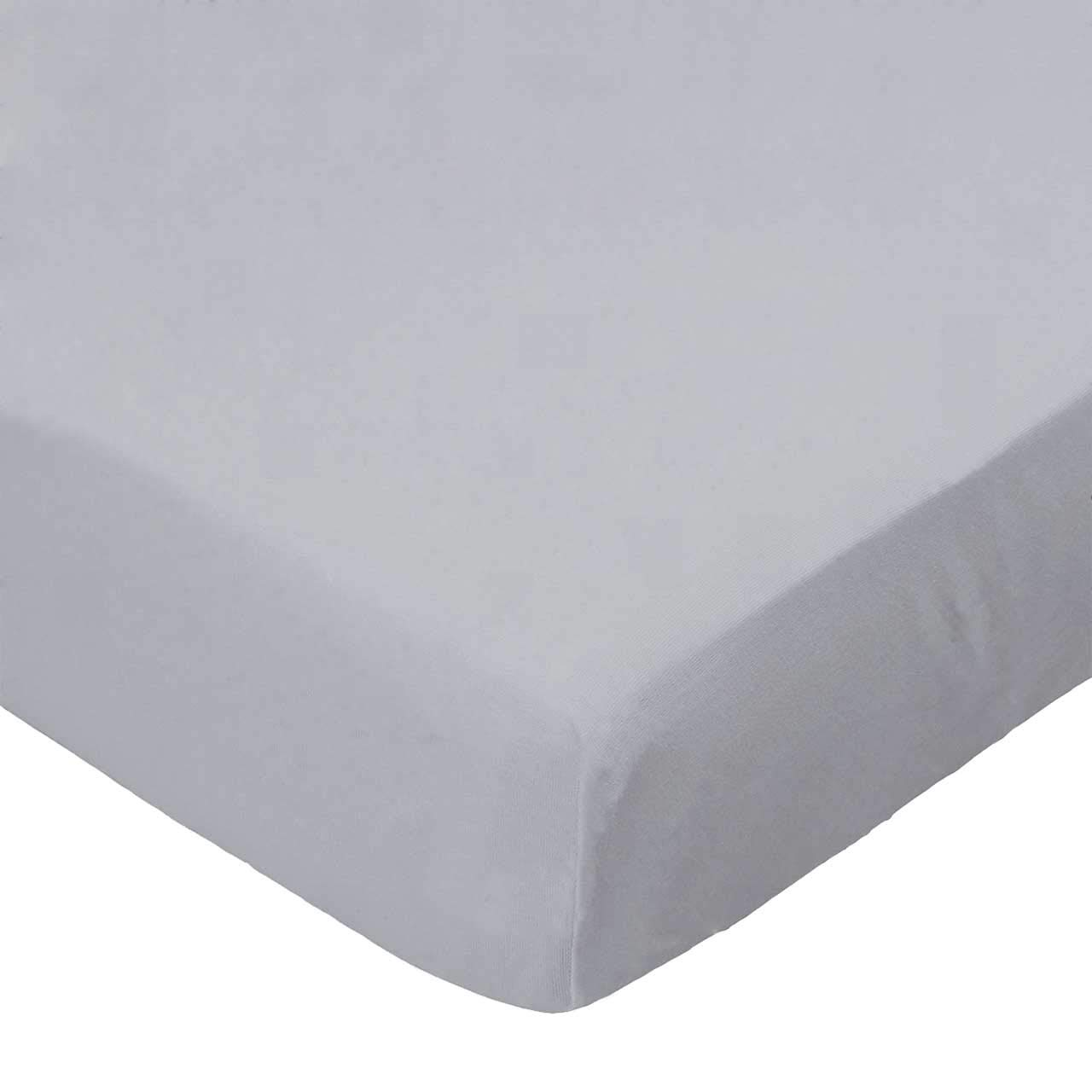 Sage Woven SheetWorld Fitted Cradle Sheet Made In USA