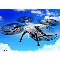 K&A Company Syma X8G 4CH Gyro RC Quadcopter Explorers New 500mm x 500mm x190mm Silver