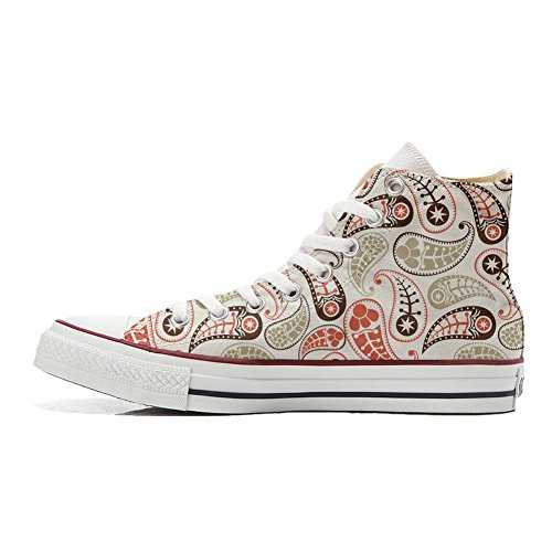 Personalizados Star All Converse Paisley Customized Artesano Vintage Zapatos producto TPITwnUqa