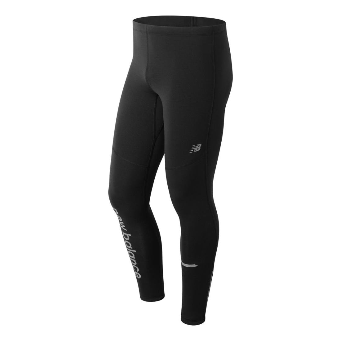 a499ce699e6b5 Amazon.com : New Balance Mens Performance Merino Tight, black, Large :  Clothing