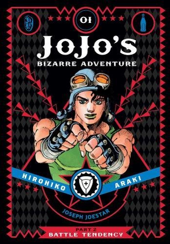 - JoJo's Bizarre Adventure: Part 2--Battle Tendency, Vol. 1