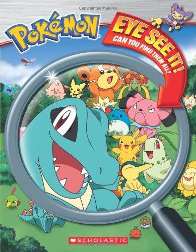 Pokemon: Eye See It! ebook