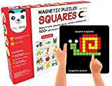 Play Panda New Magnetic Puzzles Squares