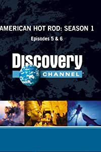 American Hot Rod Season 1 - Episodes 5 & 6 (Part of DVD set)