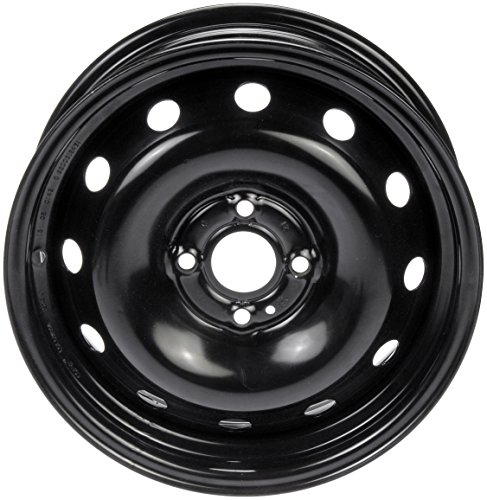 Dorman 939-100 Steel Wheel (15×6″/4x100mm)