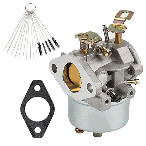 Buckbock 632334A Carburetor fit John Deere AM134818 Toro Tecumseh 632370A 632110 632111 632334 632370 632536 640105 7hp 8hp 9hp HM70 HM80 HMSK80 HMSK90 Snow Blower