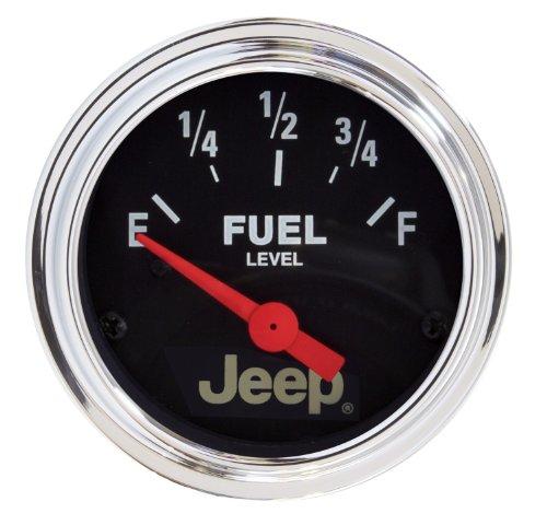 (Auto Meter 880243 Jeep Electric Fuel Level)