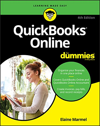 Pdf Computers QuickBooks Online For Dummies (For Dummies (Computer/Tech))