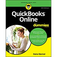 QuickBooks Online For Dummies (For Dummies (Computer/Tech))
