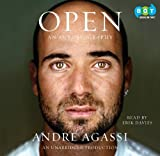 By Andre Agassi Open (Unabridged) [Audio CD]