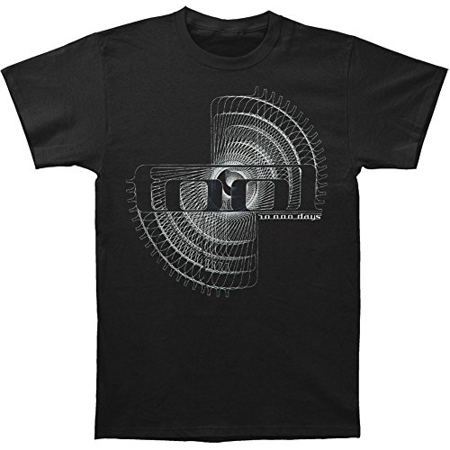 Tool Rock T-shirts (Tool Men's Spiro II Slim Fit T-shirt Large)