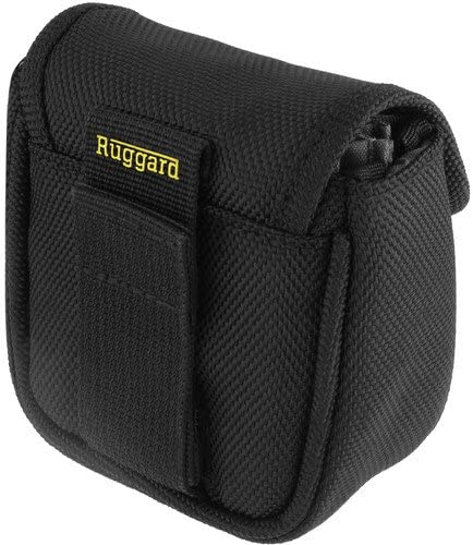 Ruggard FPB-241B Filter Pouch for Filters up to 62mm 3 Pack