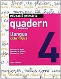 img - for Llengua de cicle mitj  2 (quadern) book / textbook / text book