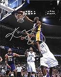 Kobe Bryant Autographed Signed Los Angeles Lakers 8 x 10 Photo - COA